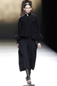 Monika Sawicka for Amaya Arzuaga @ Madrid FW