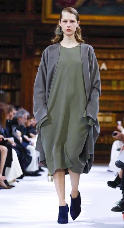Marysia Zakrzewska for Giada @ Milan FW
