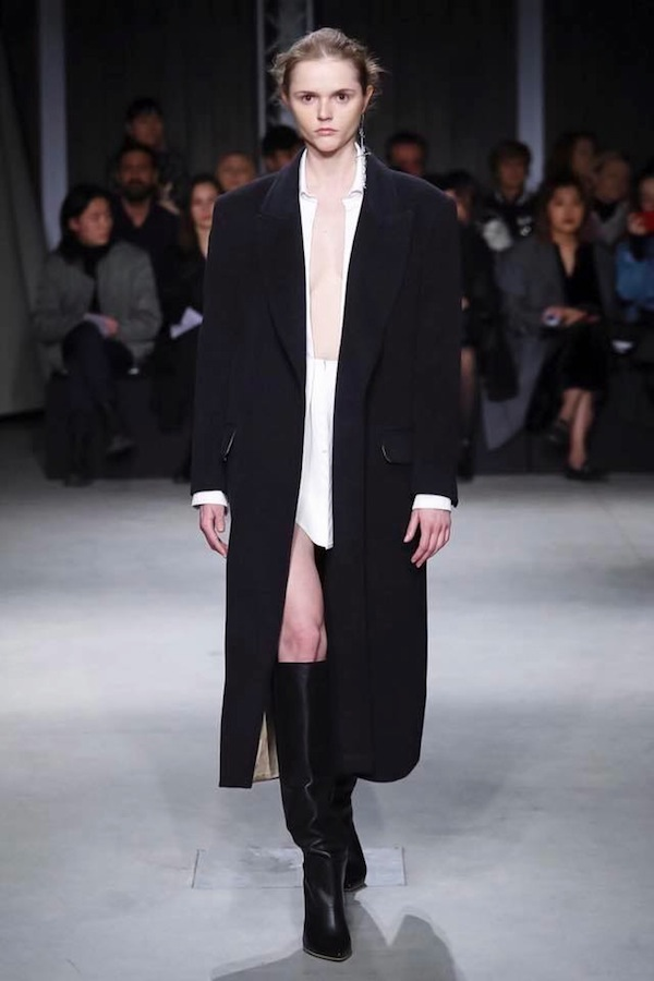 Natalia Wróbel for Situationist by White @ Milan FW