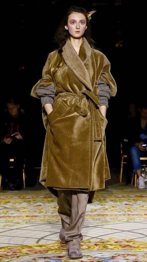 Klementyna Dmowska for Vivienne Westwood