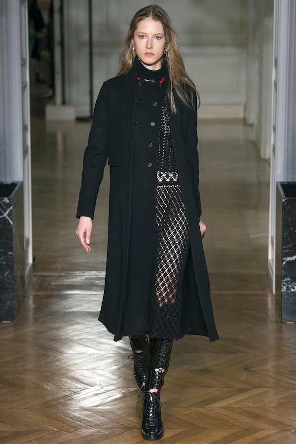 Marysia Zakrzewska for Valentino @Paris FW 2017