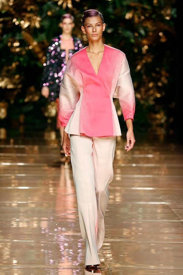 Emilia Nawarecka @ Madrid Fashion Week